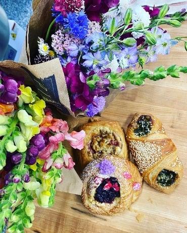 flour and flower