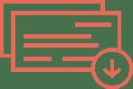 direct deposit icon