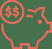 money max savings icon