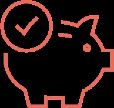 platinum savings Icon