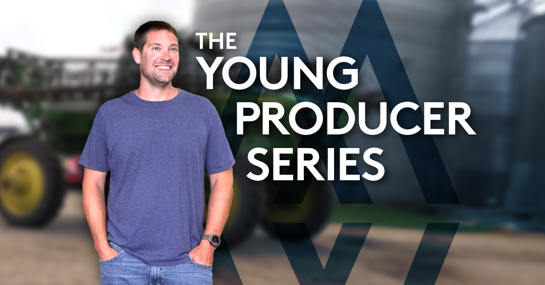 Young Producer Series with Zach Johnson: Savvy in the field, savvy in the office