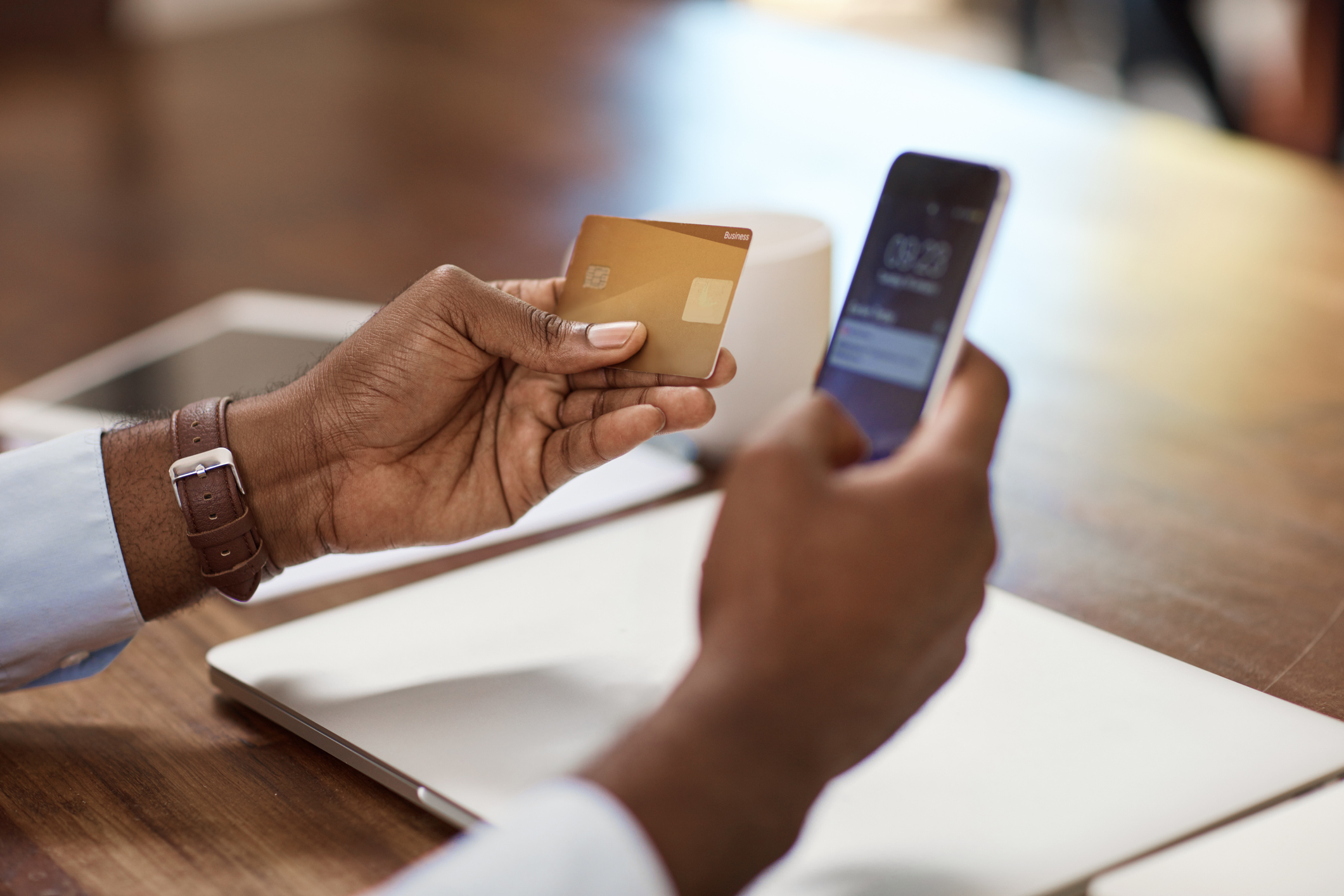 Mobile banking 101: Why it's safe and convenient