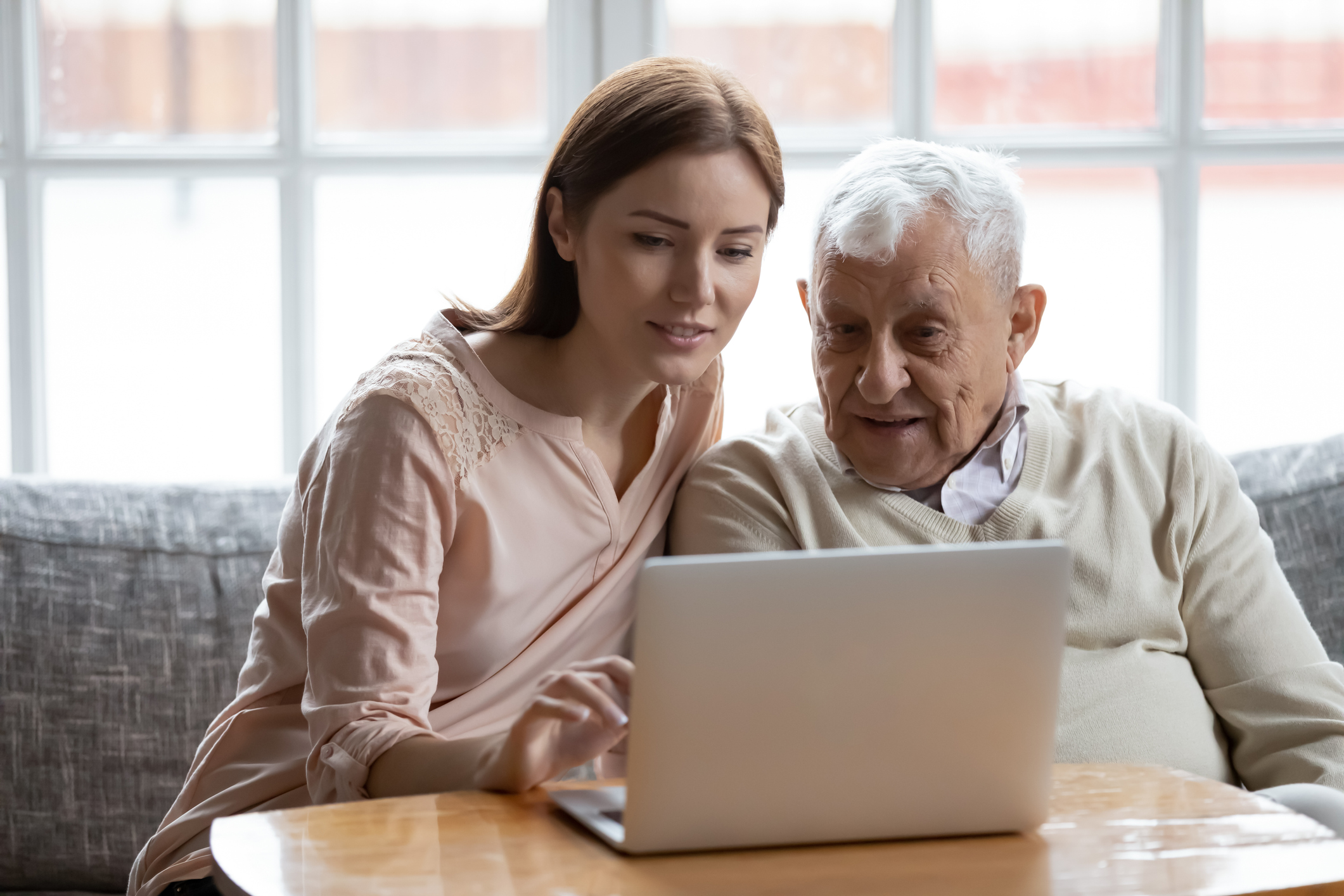 Choosing the right financial caregiver