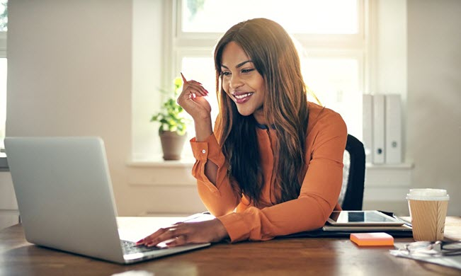 Is it possible to open a personal checking account online?